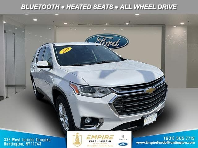 2019 Chevrolet Traverse LT Cloth AWD