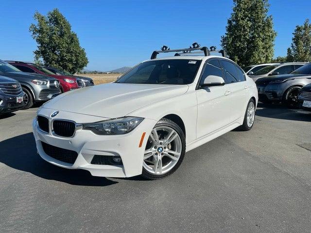 2016 BMW 3 Series 328d Sedan RWD