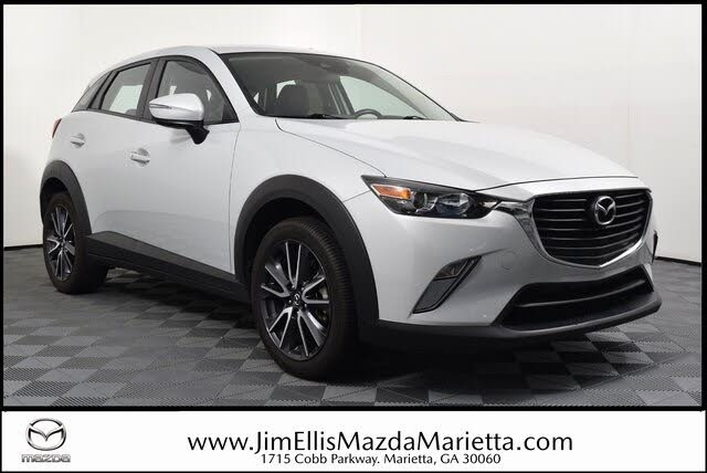 2018 Mazda CX-3 Touring FWD