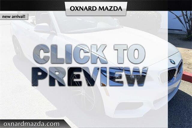 2019 BMW 2 Series M240i xDrive Convertible AWD