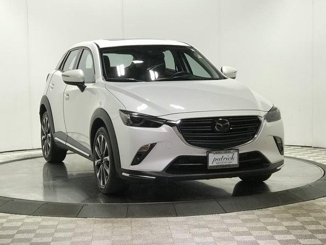 2019 Mazda CX-3 Grand Touring AWD