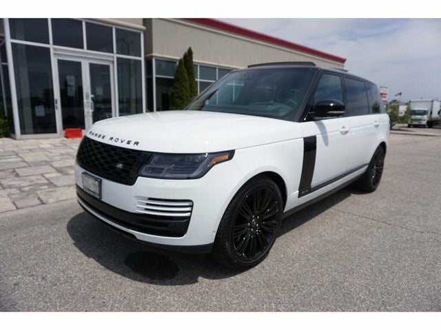2021 Land Rover Range Rover P525 Westminster Edition LB 4WD