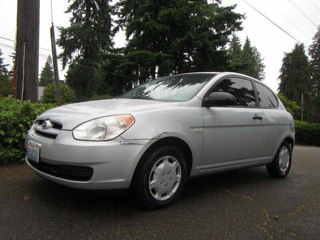 2008 Hyundai Accent GS 2-Door Hatchback FWD