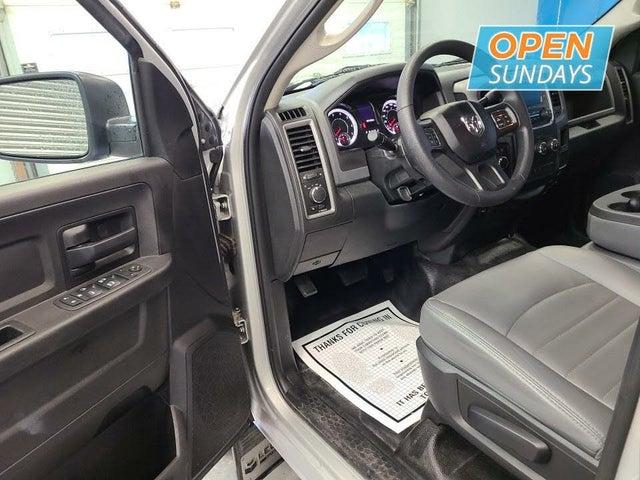 2018 RAM 1500 ST Crew Cab 4WD