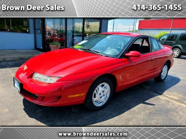 1999 Saturn S-Series 3 Dr SC2 Coupe