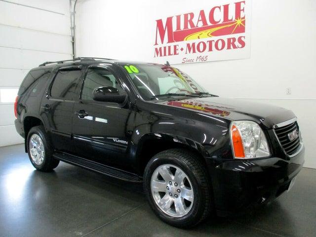 2010 GMC Yukon SLE1 4WD