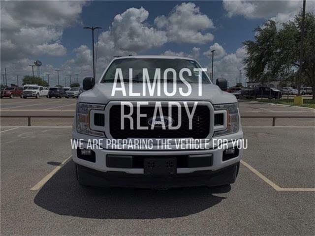 2019 Ford F-150 XL SuperCrew RWD