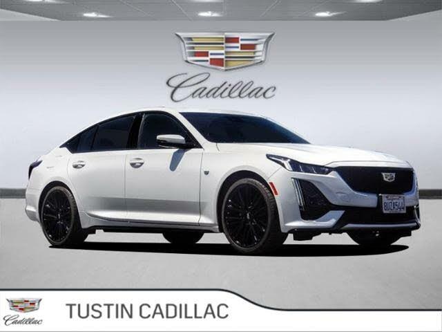 2021 Cadillac CT5 Sport Sedan RWD