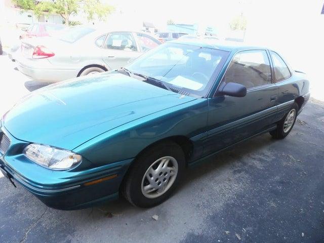 1996 Pontiac Grand Am 2 Dr SE Coupe