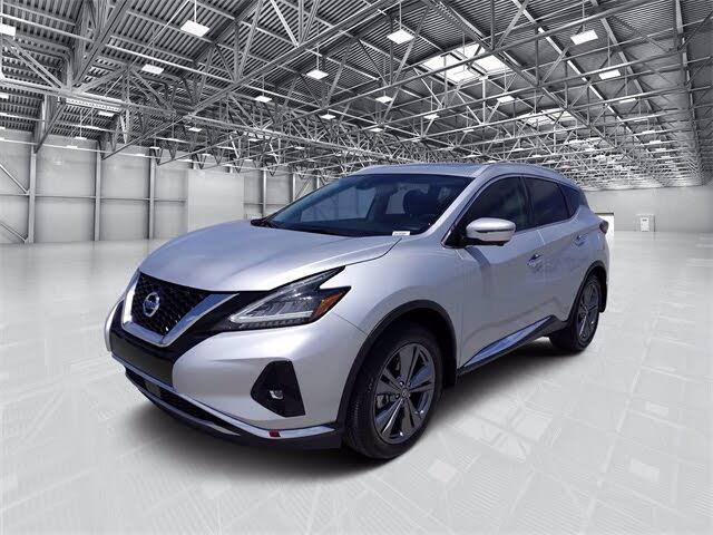 2019 Nissan Murano Platinum FWD