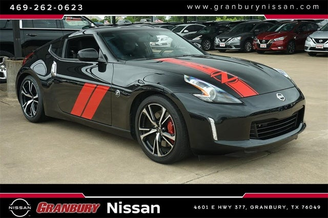 2020 Nissan 370Z Sport Touring RWD