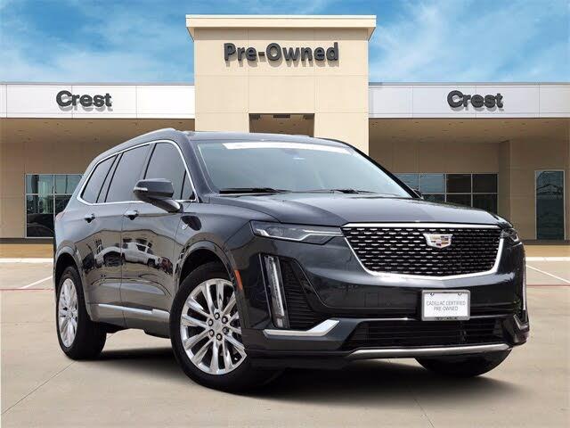 2021 Cadillac XT6 Premium Luxury FWD
