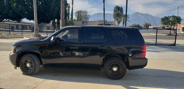 2014 Chevrolet Tahoe Police RWD