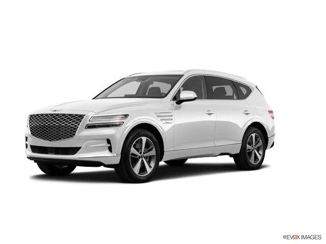 2021 Genesis GV80 3.5T AWD