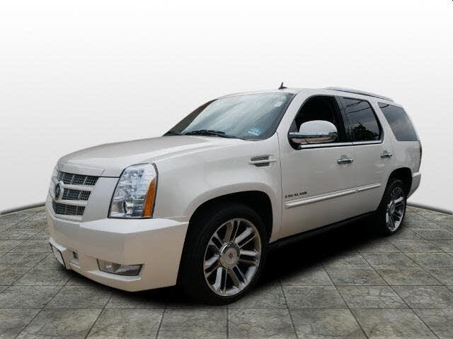 2012 Cadillac Escalade Premium 4WD