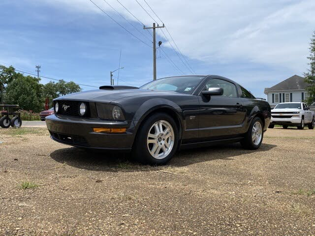 2008 Ford Mustang GT Premium Coupe RWD