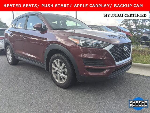 2020 Hyundai Tucson Value FWD