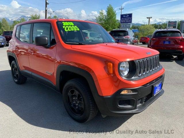 2018 Jeep Renegade Sport 4WD