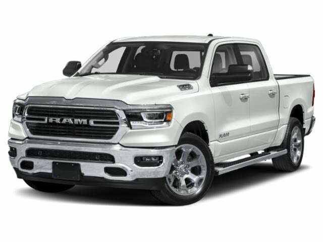 2021 RAM 1500 Big Horn Crew Cab 4WD