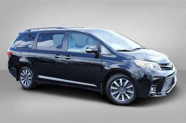 2019 Toyota Sienna Limited Premium 7-Passenger AWD