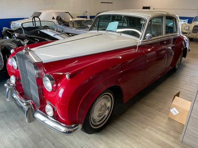 1961 Rolls-Royce Silver Cloud II LHD Coupe