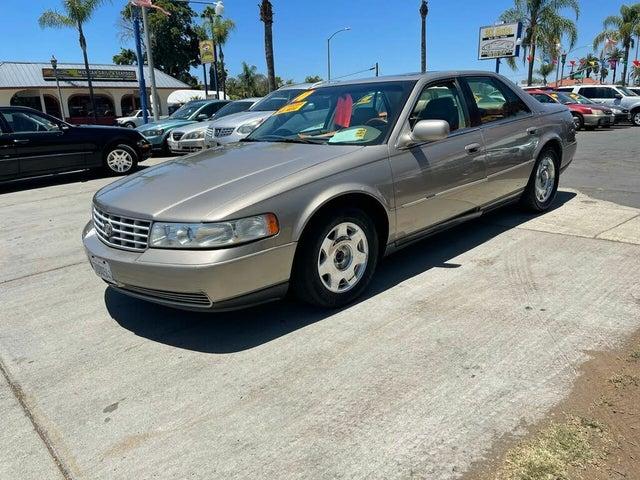 2000 Cadillac Seville SLS FWD
