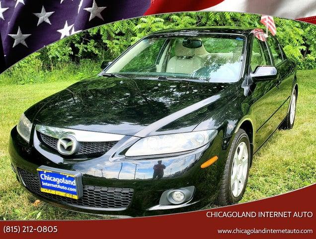 2006 Mazda MAZDA6 s Grand Touring 4dr Sedan