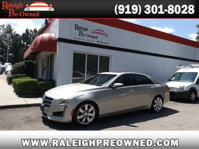 2014 Cadillac CTS 2.0T Performance RWD