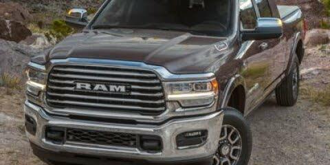 2019 RAM 2500 Laramie Mega Cab 4WD