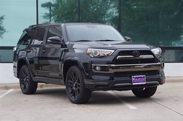 2019 Toyota 4Runner Limited Nightshade 4WD