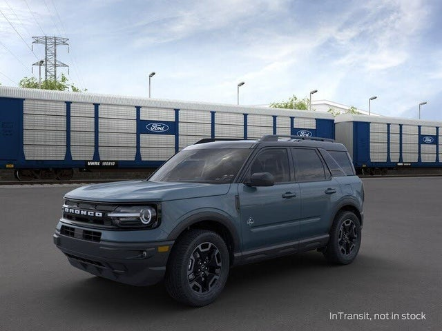2021 Ford Bronco Sport Outer Banks AWD
