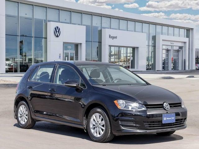 2017 Volkswagen Golf 1.8T Comfortline 4-Door FWD