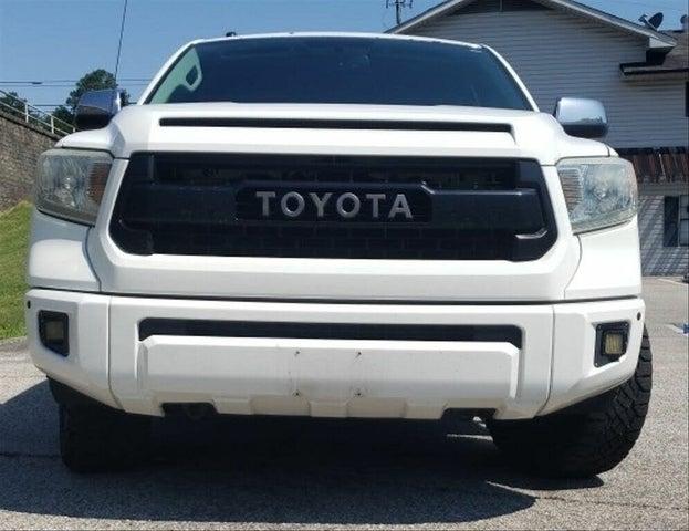 2014 Toyota Tundra Platinum CrewMax 5.7L