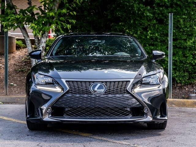 2018 Lexus RC 350 RWD