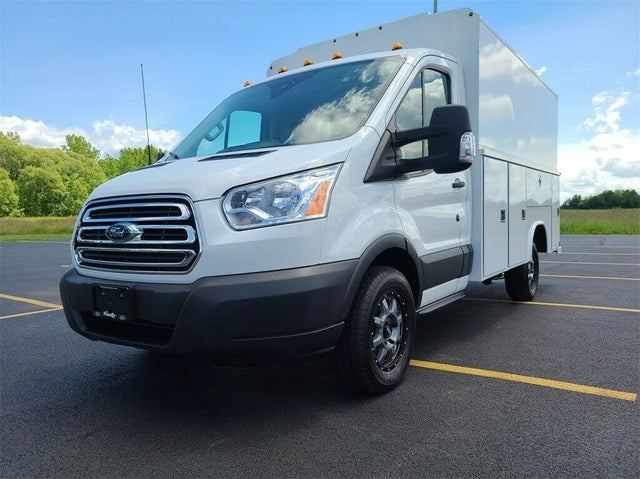2018 Ford Transit Chassis 350 Cutaway FWD