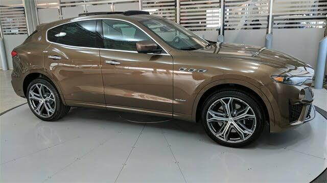 2020 Maserati Levante S GranSport 3.0L AWD