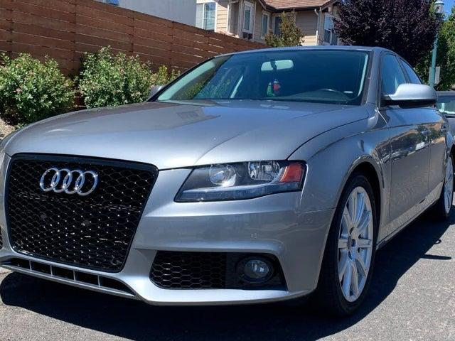 2011 Audi A4 2.0T Premium FWD