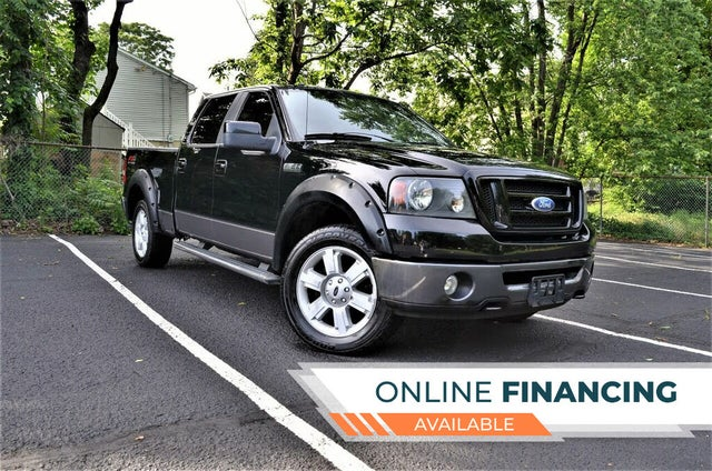 2007 Ford F-150 Lariat SuperCrew 5.5ft Bed 4WD