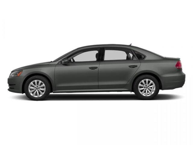 2014 Volkswagen Passat TDI Trendline