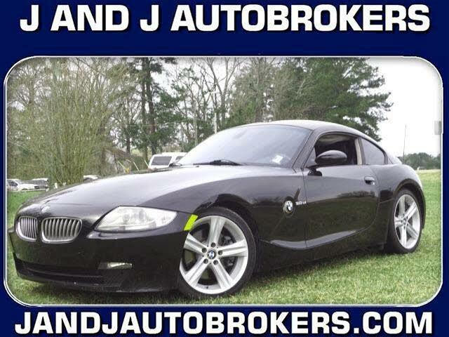 2008 BMW Z4 3.0si Coupe RWD
