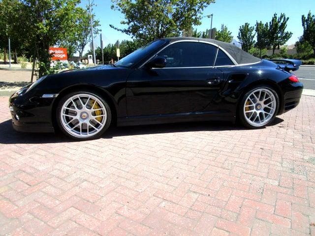 2012 Porsche 911 Turbo Cabriolet AWD