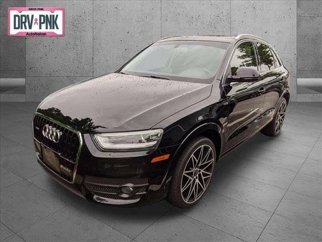 2015 Audi Q3 2.0T quattro Prestige AWD