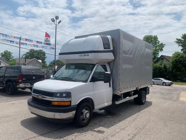 2017 Chevrolet Express 3500 LT RWD