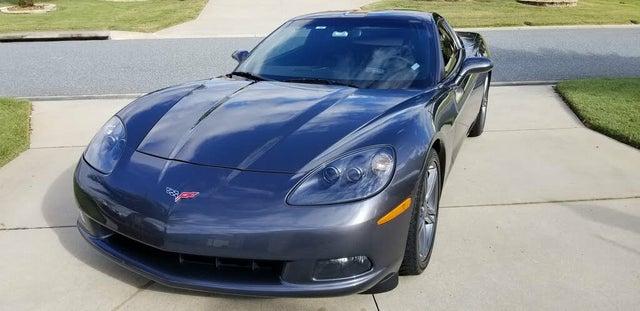 2010 Chevrolet Corvette 1LT Coupe RWD