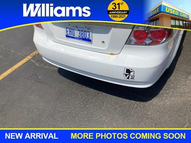 2011 Chevrolet Aveo 1LT Sedan FWD