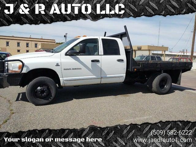 2006 Dodge RAM 3500 Laramie Quad Cab LB 4WD