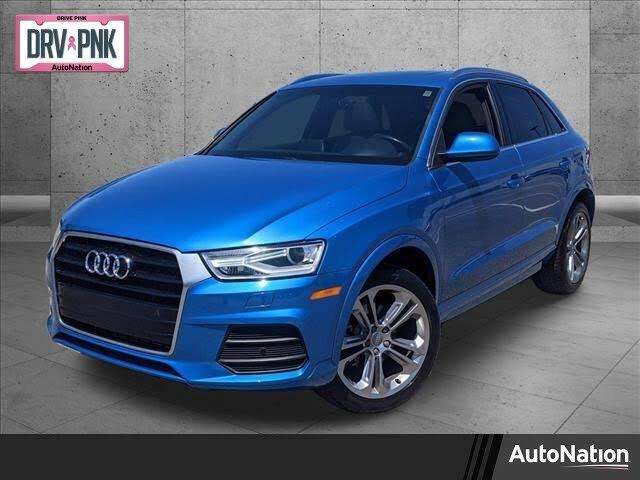 2016 Audi Q3 2.0T Premium Plus FWD