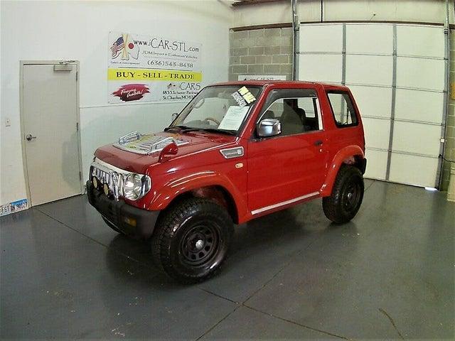 1996 Mitsubishi Pajero Mini Super Select 4WD