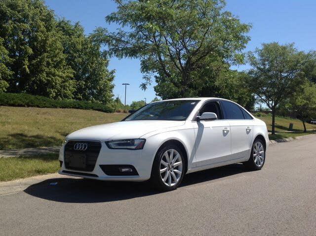 2013 Audi A4 2.0T quattro Premium Plus AWD
