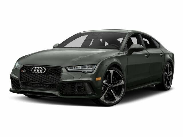 2017 Audi RS 7 4.0T quattro Performance Prestige AWD
